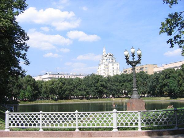 Патриаршие пруды, Москва