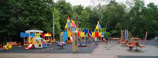 Иннопарк в Сокольниках
