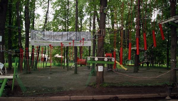 Панда-парк в Сокольниках