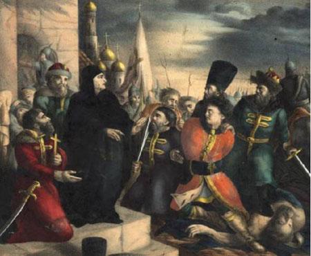 Убийство царевича