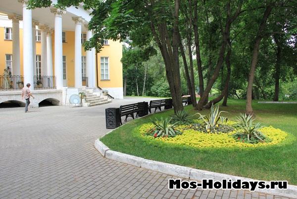 Дворец Дурасова, усадьба Люблино