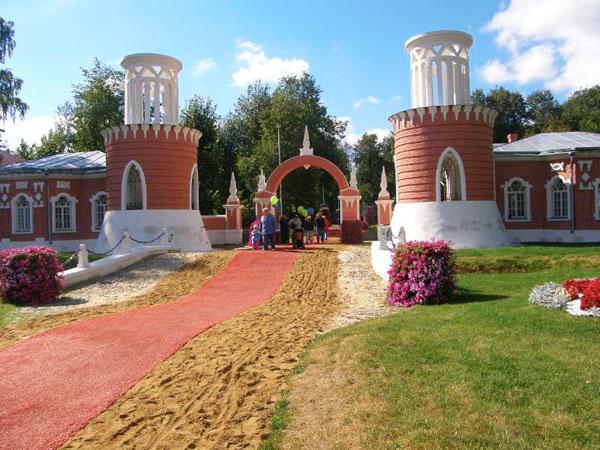 Воронцовский парк в Москве
