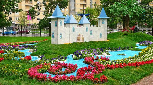 В Воронцовском парке