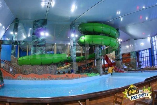 В аквапарке Фэнтази