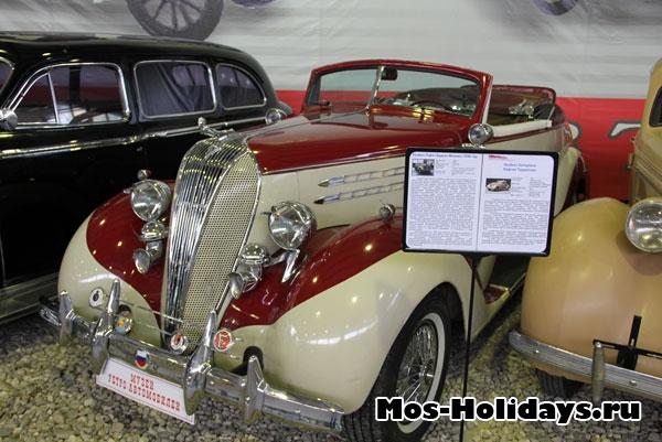 Музей ретро-автомобилей на Рогожском валу