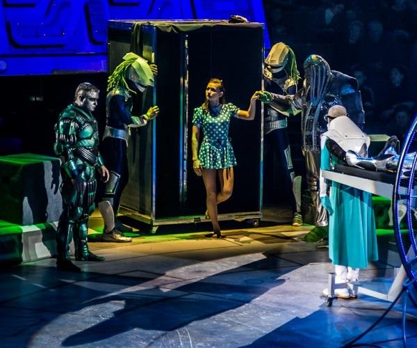 Большой цирк на Вернадского