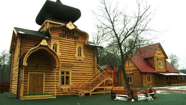 Усадьба Деда Мороза в Кузьминках