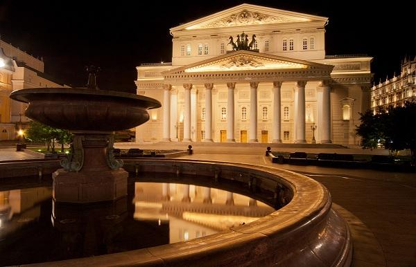 Легенды о Большом театре