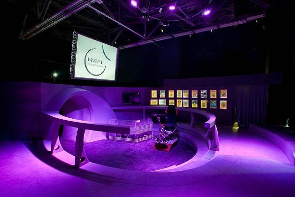 Интерактивный музей «Марс-Тефо»