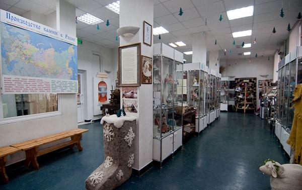 Музей «Русские валенки»