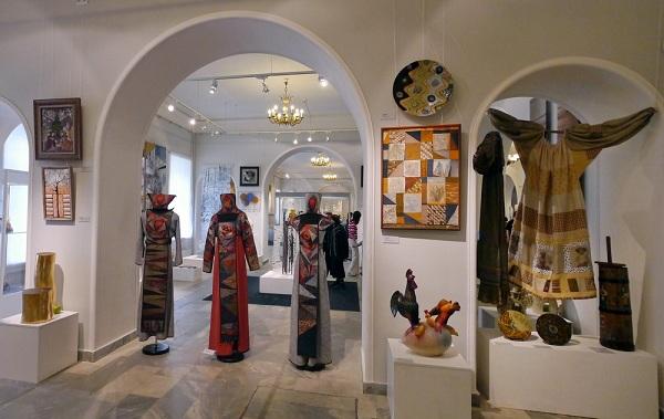 Всероссийский музей декоративно-прикладного и народного искусства