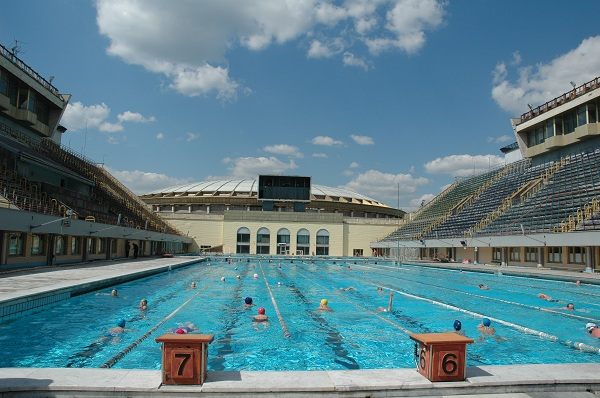 Олимпийский комплекс «Лужники»