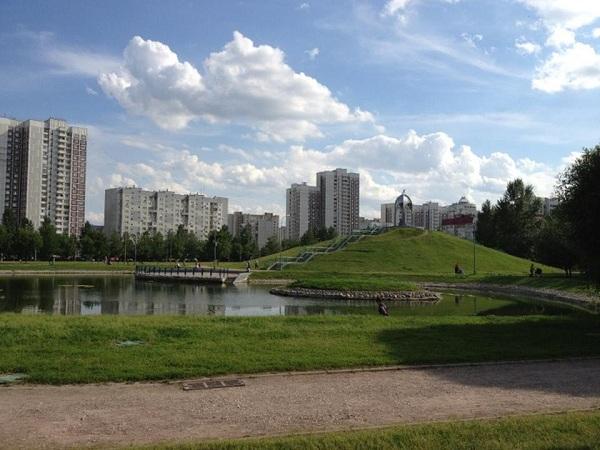 Братиславский парк