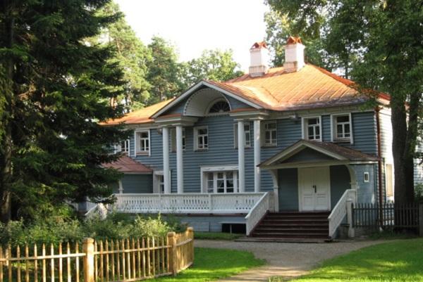 Дом-музей А.Н. Островского в Замоскворечье