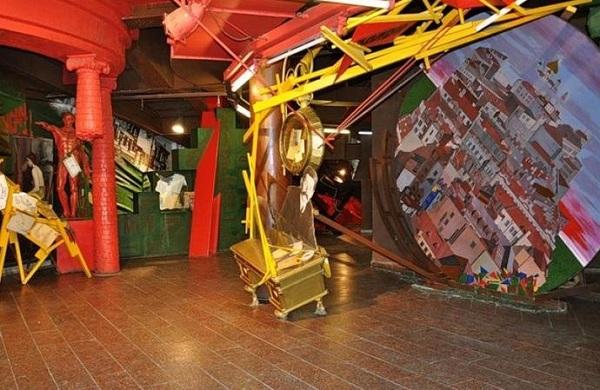 маяковский музей цена билета
