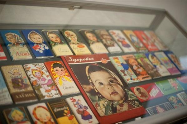Музей «М.И.Р. шоколада»