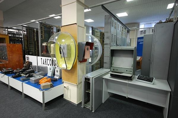 Музей истории МГТС