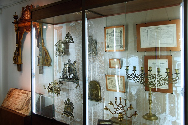 Музей истории евреев в России