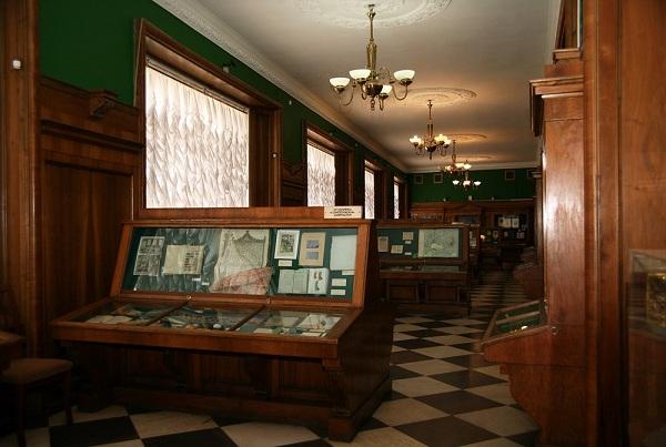 Музей книги Российской Государственной библиотеки