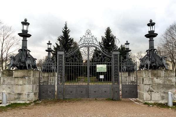 Усадьба Голицыных в Кузьминках