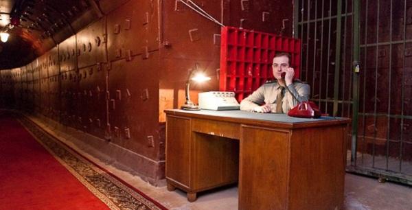 Бункер Сталина на Таганке