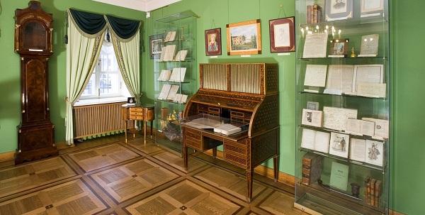 Музей-квартира Пушкин на Арбате