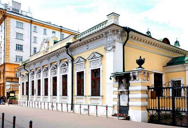 Дом-музей Шаляпина в Москве