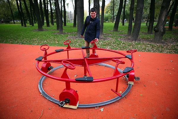 Гончаровский парк