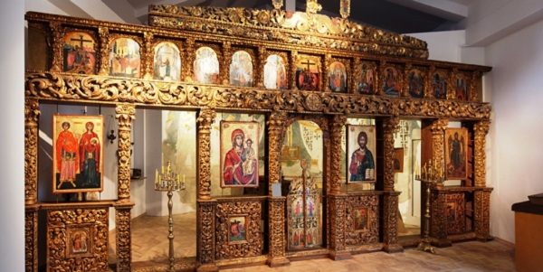 музей русской иконы в Москве