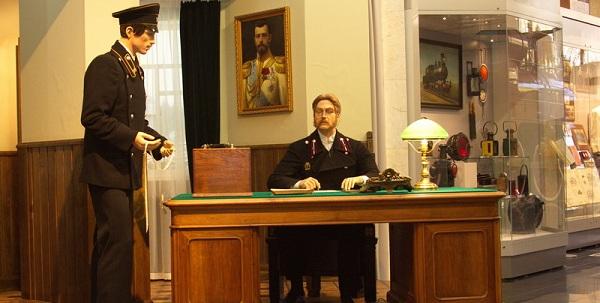 Музей РЖД на Павелецкой