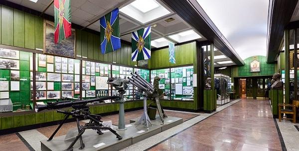 Центральный пограничный музей ФСБ
