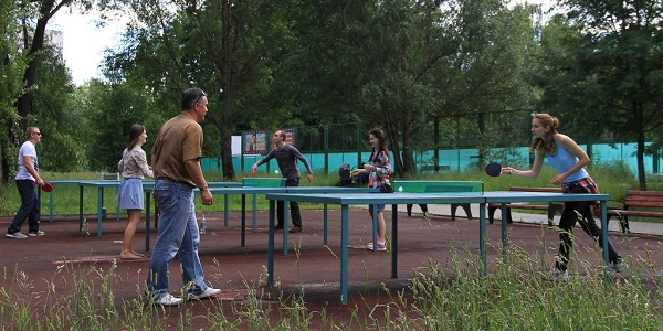 Парк Северное Тушино