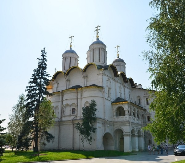Патриарший дворец Московского Кремля