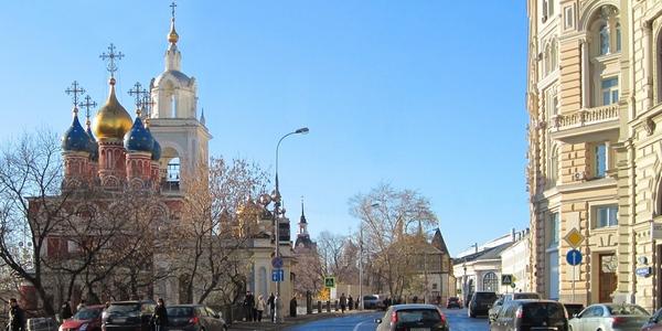 Пешеходная экскурсия «Китай-город: назад в прошлое» от компании «Незабываемая Москва»