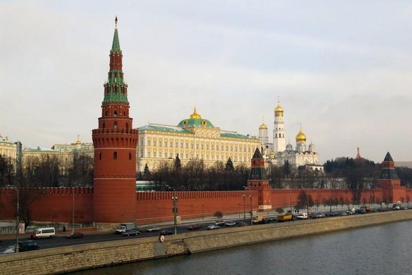 Легенды Кремля