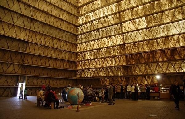 В пирамиде на Новорижском шоссе