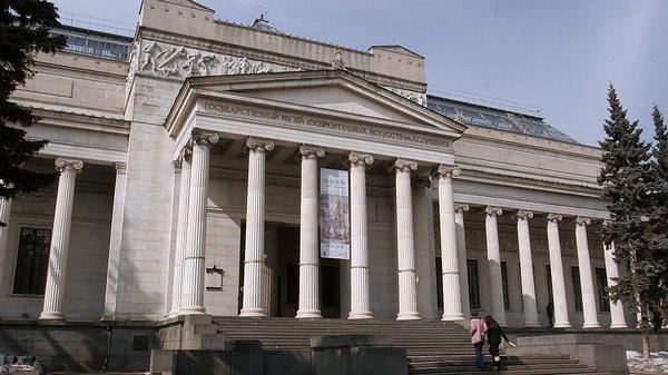 Музей имени пушкина в москве доклад 3720