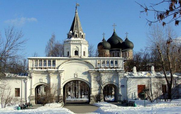 Усадьба Измайлово в Москве. Как добраться. Фото.
