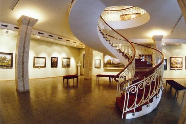 Музейно-выставочный комплекс Академии акварели и изящных искусств Сергея Андрияки