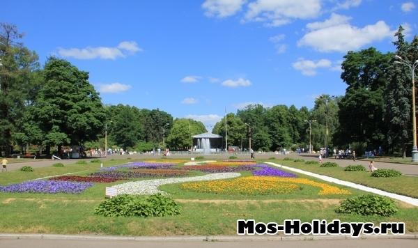 4b44ee9b Парк культуры и отдыха Сокольники: фото, адрес главного входа, как ...