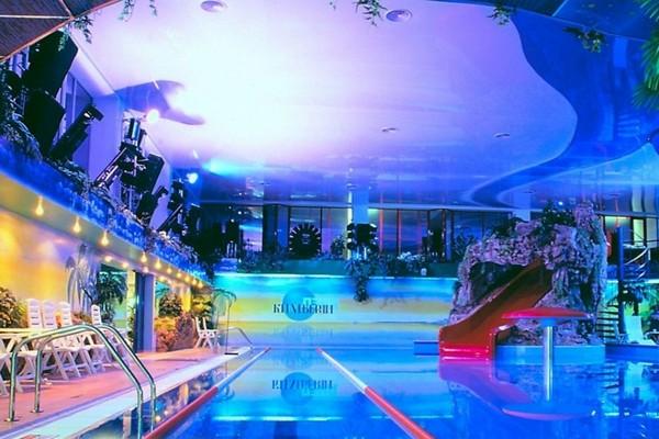 Аквапарк в развлекательном центре «Кимберли Лэнд»