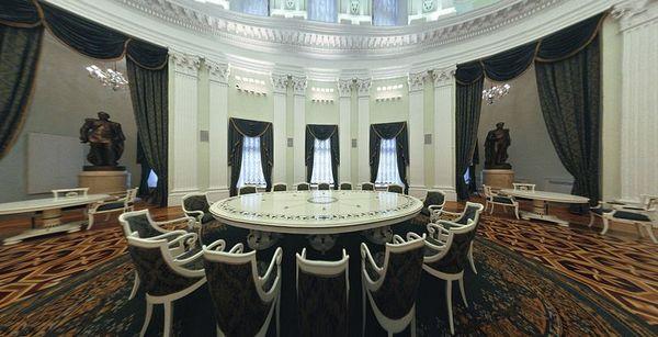 Сенатский дворец в Кремле