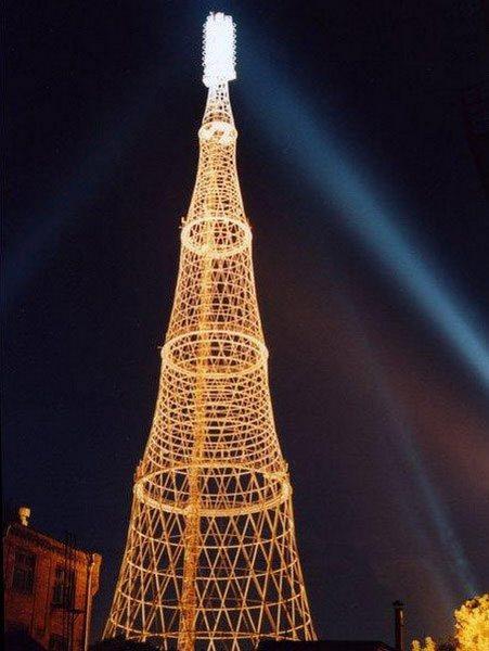 Башня на шаболовской