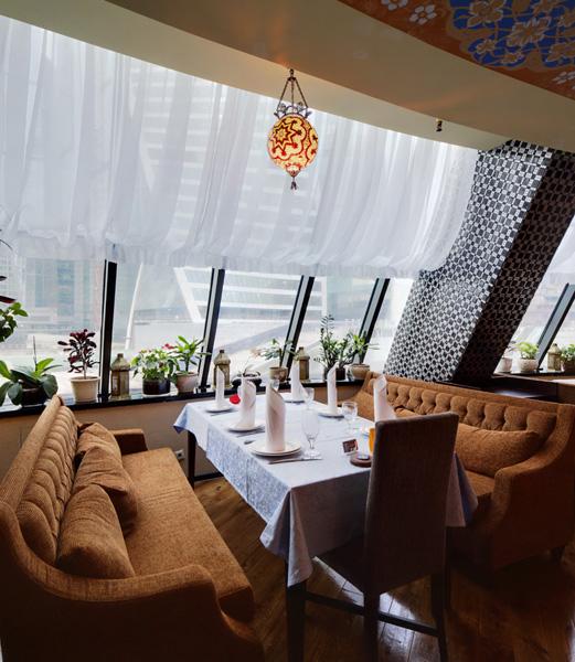 Ресторан «Сказка Востока – 1001 ночь»