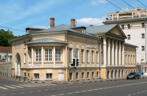 Дом-музей «Усадьба Муравьевых-Апостолов»