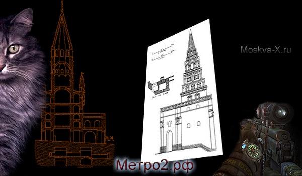 Эксклюзивная экскурсия «Мистика и подземелья Кремля»