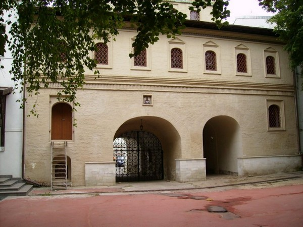 Андреевский ставропигиальный мужской монастырь в Москве