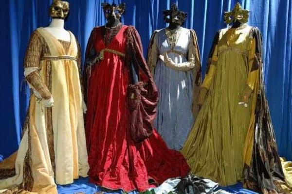 Фестиваль итальянской культуры «Lа bella Italia» в музее-заповеднике «Царицыно»