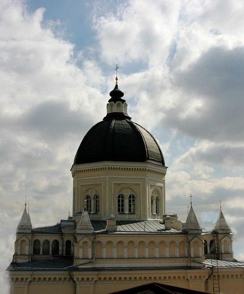 Ивановский монастырь в Москве