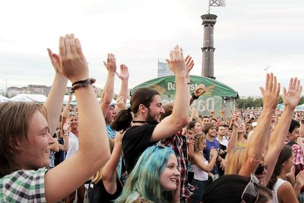 III Фестиваль немецких традиций «Das Fest — 2016» на ВДНХ